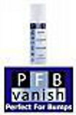 PFB Vanish .25oz  TRAVEL SIZE BOTTLE (set of 4) ***FREE SHIPPING***