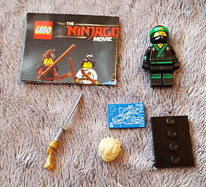 "Lego  Minifiguren Ninjago Movie Serie ""71019-03 - Lloyd"" Neu"