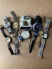 Working G-Shock Watch+ Others, Seiko, Westclox Stop Watch, Junk Drawer Lot