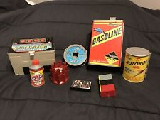 Micro Machines by Galoob Auto Supplies/Lube Shop/Car wash set plus others