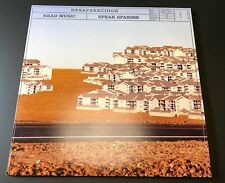 Desaparecidos ‎Read Music Speak Spanish 12'' Vinyl LP Album 2002 1st Pressing NM