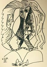 Pablo Picasso - Hand Signed Lithograph 21/50