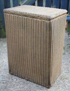 Lloyd Loom - Lusty -  Laundry basket - Old - Gold