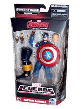 "MARVEL LEGENDS Hasbro BAF Thanos CAPTAIN AMERICA 7"" Age of Ultron Figure SEALED"