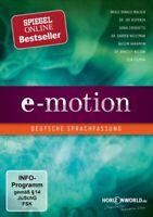 E-MOTION-LASS LOS UND DU BEK - E-MOTION   DVD NEUF
