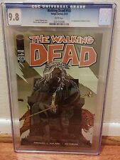 Walking Dead #108 CGC 9.8 1st Appearance Ezekiel Shiva First Printing