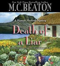 A Hamish Macbeth Mystery: Death of a Liar by M. C. Beaton (2015, CD, Unabridged)