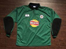 VTG LEICESTER CITY 1998-2000 GOALKEEPER FOOTBALL SOCCER SHIRT JERSEY FOX 13 XL
