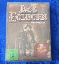 Jack Hollborn Die komplette Serie Mit Patrick Bach, 3 DVD Box Neu