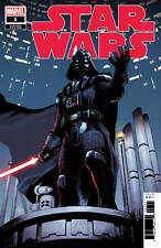 Star Wars #1 1:50 Var (2020 Marvel Comics) First Print Asrar Cover