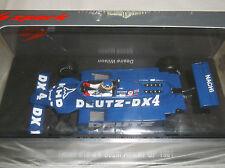 NEW Diecast SPARK F1 ~ 1:43 Desire Wilson ~ Tyrrell 010 ~ South African GP 1981