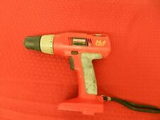 "Craftsman Limited Edition 14.4 Volt 3/8"" Drill/Driver  VSR 0-600"
