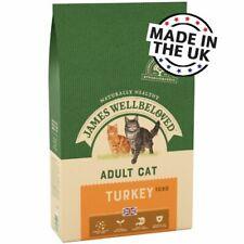 James Wellbeloved Turkey Dry Adult Cat Food 3KG 10KG 20KG