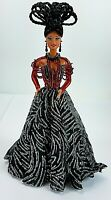 OOAK Bruce A. Nygren Artist Designer Doll with Handmade Beaded Outfit BONUS