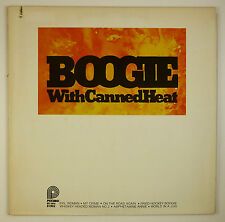 """12"""" LP - Canned Heat - Boogie With Canned Heat - k3223 - washed & cleaned"""