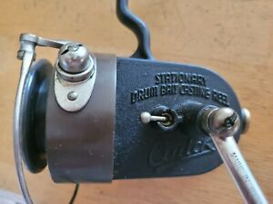 Vintage D.A.M. DAM Berlin West Quick Fishing Reel West Germany