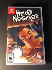 Hello Neighbor (Nintendo Switch) NEW
