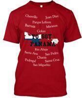 Represent Panama - Chorrilo Juam Diaz Parque Lefevre Hanes Tagless Tee T-Shirt