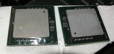 Pair of Intel Xeon E7310 (SLA6A) QC 1.6GHz  PGA604, PPGA604  Matched Pair