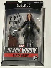 Black Widow Marvel Legends BAF 6-Inch Black Widow Action Figure