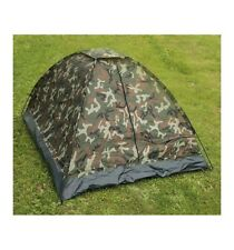 IGLU Standard Two Man Military Army Shelter Tent - Woodland US Camo - Brand New
