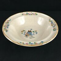 VTG Vegetable Serving Bowl International China Co HEARTLAND Stoneware Japan 7774