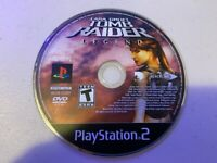 Lara Croft: Tomb Raider - Legend (Sony Playstation 2, PS2, 2006) - DISC ONLY