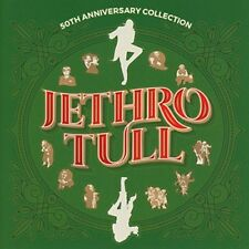 Jethro Tull - 50th. Anniversary. Collection - Best Of / Greatest Hits - CD OVP