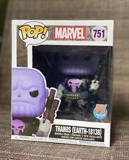 "Funko Pop! Marvel Heroes Thanos Earth-18138 6"" Vinyl Figure PX Exclusive"