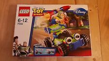 DISNEY PIXAR Lego 7590 Toy Story-Buzz/Woody-Motor Action