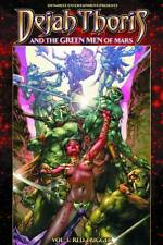 Dejah Thoris & the Green Men of Mars Volume 3 Red Trigger GN John Carter  New NM