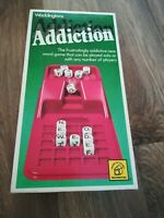 Addiction Vintage 1978 Waddingtons Dice Word Game - Complete in Box