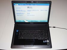 Medion Akoya P8612 18,4 Zoll, Intel Core 2Duo Notebook Defekt