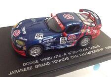 DODGE VIPER GTS-R Nº55 TEAM TAISAN 1/43 UNIVERSAL HOBBIES   DIECAST
