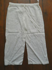 Women's 32L Linen Other Casual Trousers