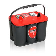 Optima rouge top RT S 4.2 AGM 50Ah 12v Batterie de démarrage véhicule personnel
