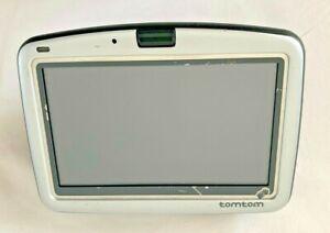 """TomTom GO 4V00 910 4"""" Bluetooth Portable GPS Navigator untested"""