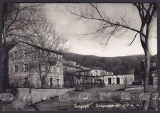 GENOVA BARGAGLI 04 BORGONOVO - TRATTORIA PAOLINO Cartolina FOTOGRAF. viagg. 1958