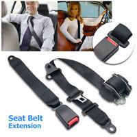3 point Universal Adjustable Car Seat Belt Extension Extender Strap Safety