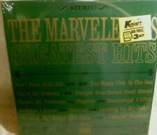 "MARVELETTES- ""THE GREATEST HITS"" ""ORIGINAL GREEN Tamla-253 ""SEALED"" LP!!!"