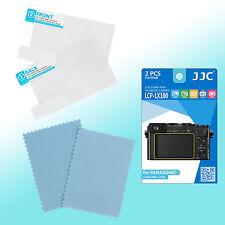 Panasonic DMC-LX100 Leica D-Lux Typ 109 LCD Screen Guard Protector JJC LCP-LX100