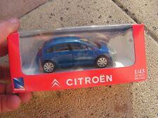 voiture   1/43    citroen c 4     chez citroen     serie 3