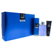 Desire Blue London by Alfred Dunhill for Men - 3 Pc Gift Set