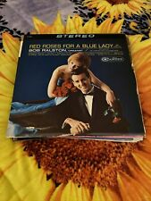 Vinyl Record Red Roses For A Blue Lady Bob Ralston 33 RPM