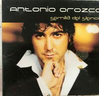 Antonio Orozco CD+DVD Samen von Der Silencio Mit Malu DVD IN / Auf / Im Konzert
