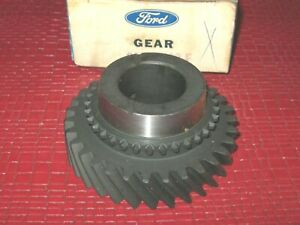 NOS 1964-1965 Ford,Mercury transmission 2nd gear..3 speed