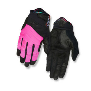 Giro Cycling Gloves Glove Xena Pink Breathable Flexible Protecting Soft