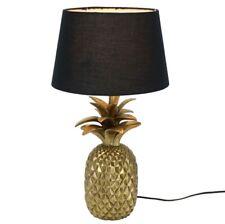 GROSSE LAMPE TISCHLAMPE ANANAS KOLONIALSTIL TISCHLEUCHTE LANDHAUSSTIL 55cm NEU