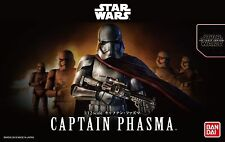 Star Wars Plastic Model Kit 1/12 Captain Phasma Bandai Japan