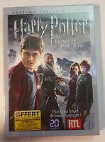 PELICULA DVD HARRY POTTER ET LE PRINCE EDICION FRANCESA (INGLES Y FRANCES) NUEVA